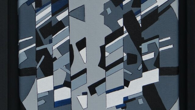 Homage to Malevich Black/White