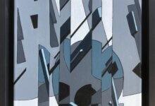 Homage to Lissitzky Black/White